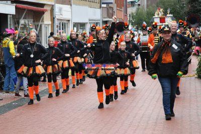 Carnavals optocht Brunssum